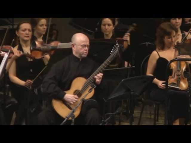 Pavel Steidl plays Mauro Giuliani - Guitar Concerto No. 1 in A » Freewka.com - Смотреть онлайн в хорощем качестве