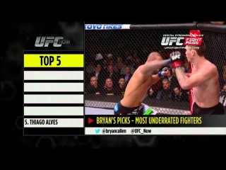 UFC Now Ep. 205: Top 5 Most Underrated Fighters