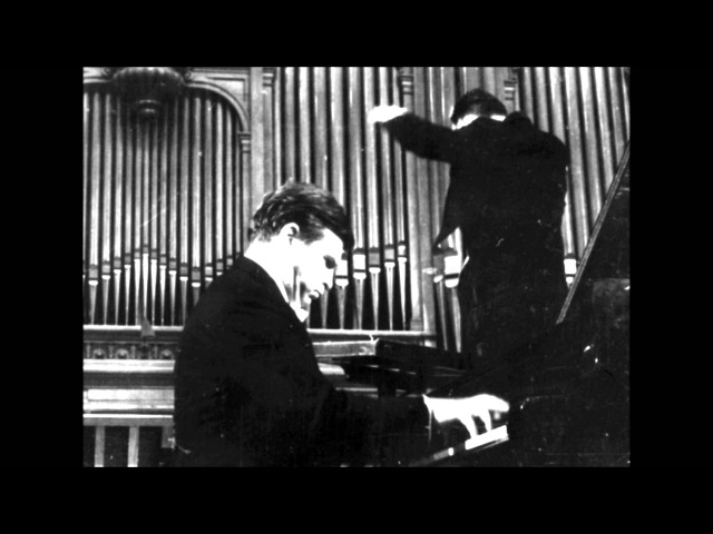 Rachmaninov - Piano concerto n°3 - Gilels / Kondrashin