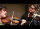 Subway Violinists -I Knew You Were Trouble - Rhett Price Josh Knowles - Taylor Swift cover