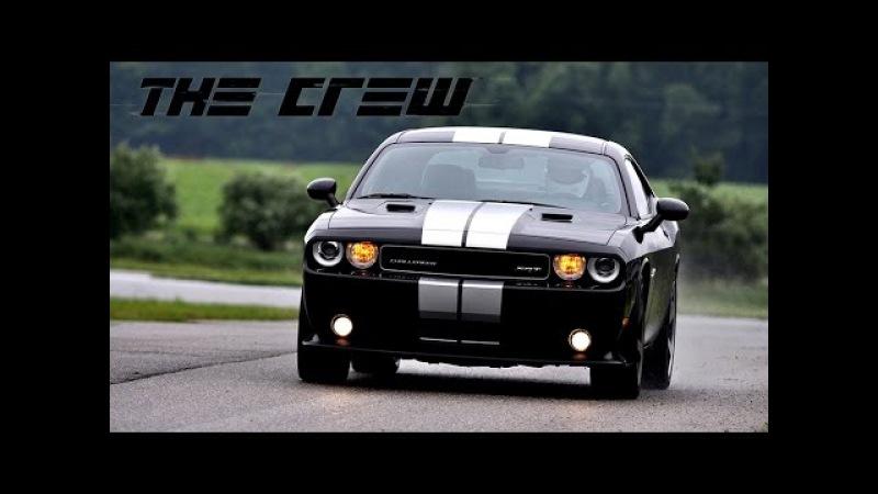 1 The Crew: Из Детройта в Сиэтл на Dodge Challenger SRT8 392