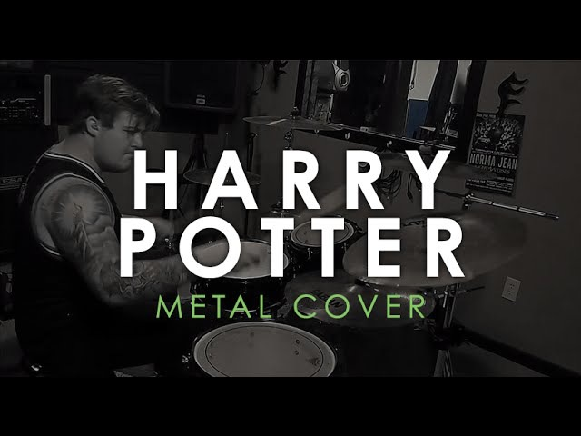 Harry Potter ► Hedwig's Theme (Metal Cover) Feat. Cody Ash