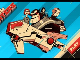 Бен 10 Омниверс Истребитель (Ben 10 Omniverse : Rebel Fighters)
