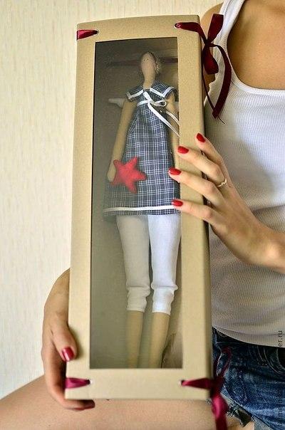 Как сделать своими руками подарок для кукол