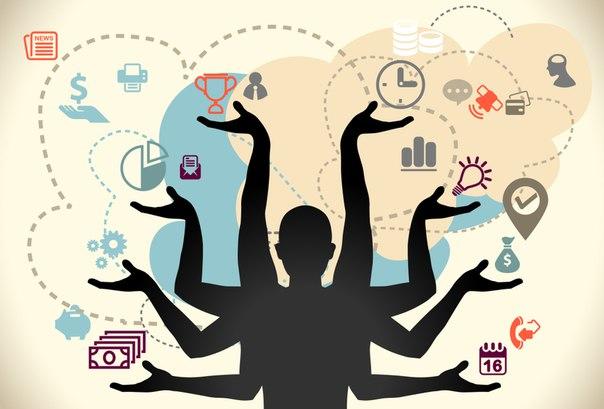 17 простых советов для повышения продуктивности1. Записывай все дела