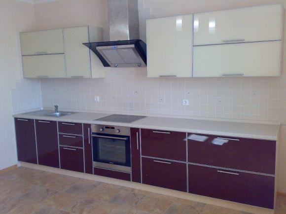 Кухня длиной 3 метра прямая дизайн фото