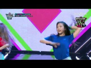 151001 Dumb Dumb @ Red Velvet - M Countdown
