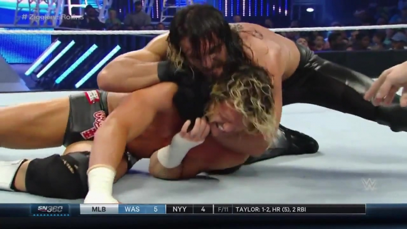 WWE SmackDown HD 10.06.2015