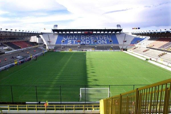 "Стадион ""Ян Брейдел"" (Jan Breydelstadion), Брюгге"