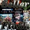 Магазин игр SellerFlash