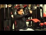 Тренируем грудные мышцы Яшанькин Дмитрий