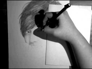 Lee Minho (이민호) - Graphite Pencil Drawing (Speed Drawing)