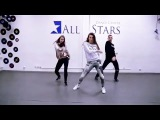 Neon Jungle - Braveheart.Jazz Funk by Алина Кучеренко.All Stars Dance Centre 2015
