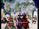 Alice in Wonderland. Part 2. Cartoon Russian with English subtitles