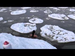 Моржевание Светлана Демьянова Winter Swimming Svetlana Demyanova
