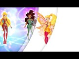 Bloomix Transformation (STELLA//AISHA) - Winx Present DUB