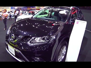 Nissan XTRAIL 2015-2016 (X-TRAIL), Nissan Qashqai 2015, 2016, video review