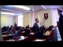Розыгрыш в университете Весенний призыв / University Prank in Rostov