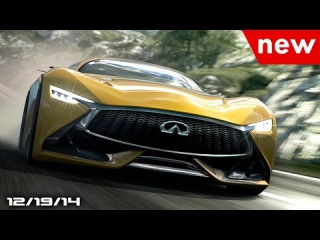 Acura NSX Teased, New Lexus F Model, Infiniti Vision GT - Fast Lane Daily