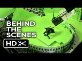 The Matrix Behind The Scenes - Visual FX B-Roll (1999)  - Keanu Reeves Movie HD
