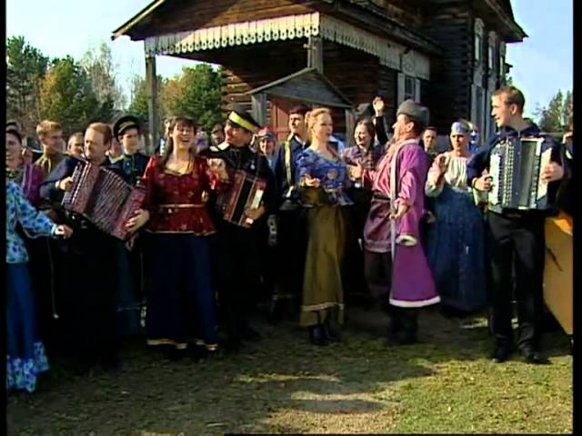 Песни Геннадия и Анастасии Заволокиных.