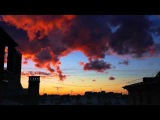 Timelapse 15.06.2015 &amp 14.06.2015 St.Petersburg (Russia) music by Vlad Zhukov
