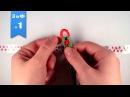 ЗаФ 1. Как сделать петельку на фенечке