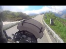 Africa Twin XRV 750 - Like a Supermoto _ Großglockner Part 1