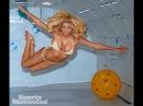 Kate Upton The zero gravity. Gravedad cero