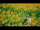 Удивительная свадьба во Франции Рассела и Иваны