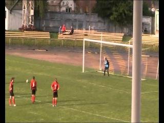 Надія Бойчук перший гол з пенальті