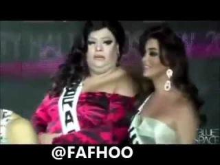 Fat Girl Beauty Pageant Boss Ass Bitch Part 2