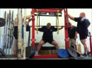 Westside Barbell Squats - Strength Speed