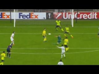Лига Европы. Группа F. 4-й тур. Марсель (Франция) - Брага (Португалия) 1:0
