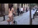 gwenc nude bike barcelona