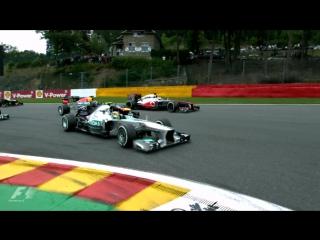 F1 2013 - 11 Belgian GP Official Race Edit