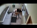 Czech Girl Masturbating in solarium