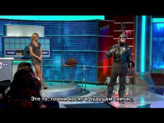 8 out of 10 cats does Countdown s06e01 rus sub