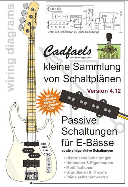 Schön Bassgitarren Schaltpläne Ideen - Elektrische ...