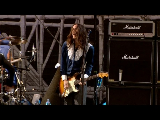 Red Hot Chili Peppers - Scar Tissue (Live At Slane Castle)