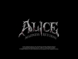 Alice- Madness Returns Teaser and Trailer HD Compilation and First Gameplay Footage