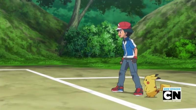 Pokémon Season 18 Episode 10 (покемон 18 сезон 10 серия на английском)