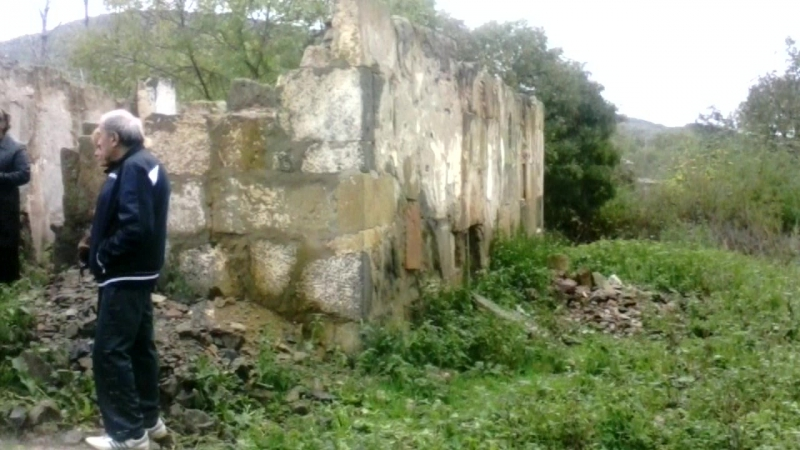 Kak gruzini polomali armyanskuu cerkov v samgereti