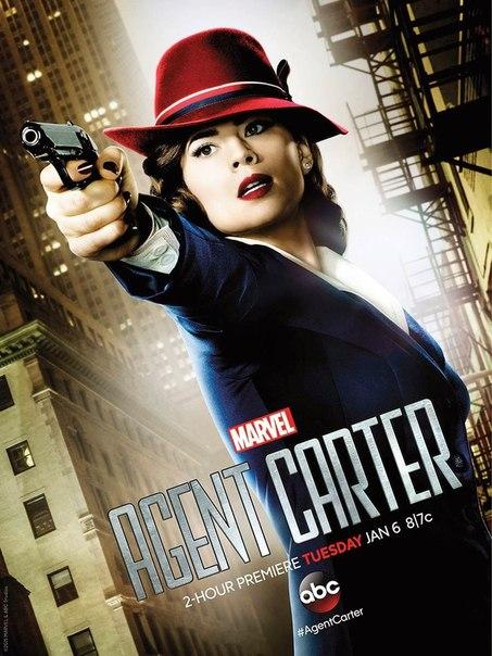 Агент Картер 1-2 сезон 1-10 серия Jaskier | Agent Carter