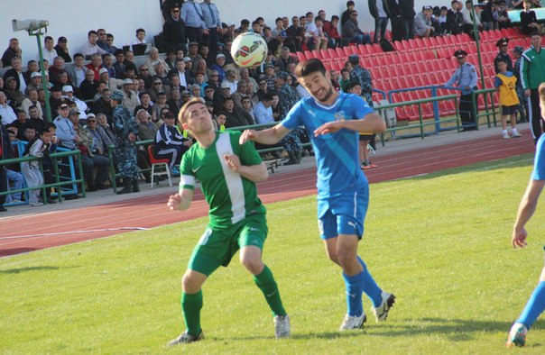 Savic (in blue) during the game