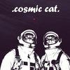 .cosmic cat.