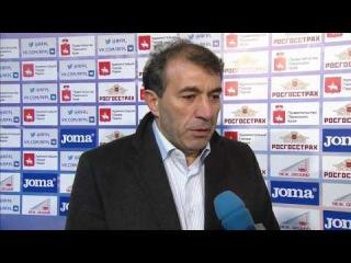 Интервью главного тренера