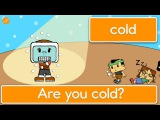 Learn Emotions Words and Phrases - Patterns Practice for Kids by ELF Learning