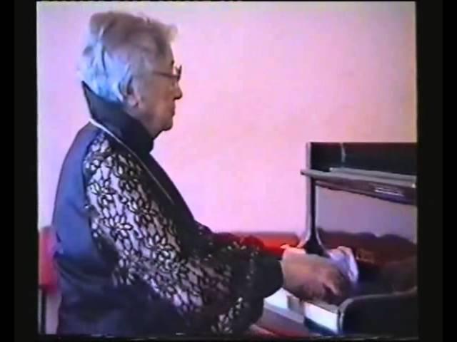 Берта Маранц. Berta Marantz.