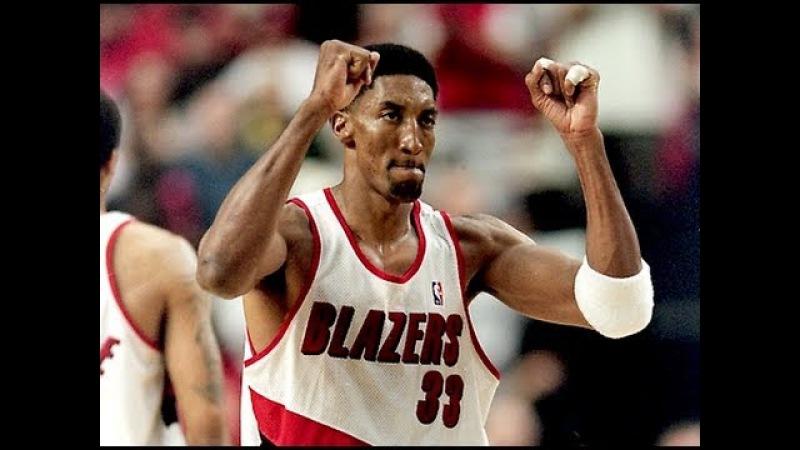 Blazers vs. Timberwolves - 2000 playoffs Game 1